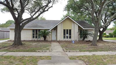 Houston Single Family Home For Sale: 6102 Hummingbird Street