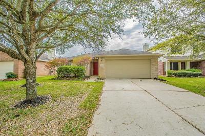 Houston Single Family Home For Sale: 11034 Slate River Lane