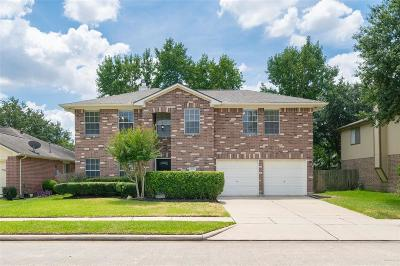 Cypress Single Family Home Option Pending: 16127 Hilton Head Lane