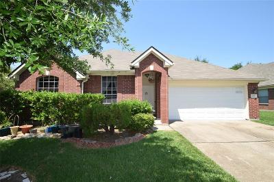 Houston TX Single Family Home For Sale: $227,000