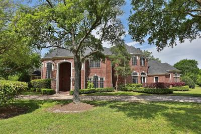 Tomball Single Family Home For Sale: 12802 Wondering Forest Drive