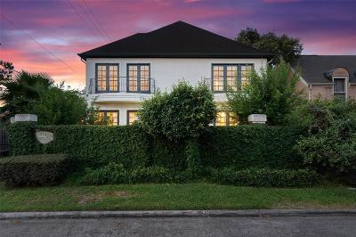 Houston Single Family Home For Sale: 5973 Inwood Drive