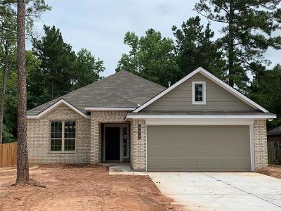 Conroe Single Family Home For Sale: 994 Arbor Crossing