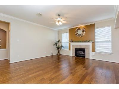 Pearland Rental For Rent: 3808 Travis Lake Court