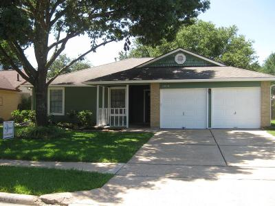 Sugar Land Single Family Home For Sale: 14014 Susan Court