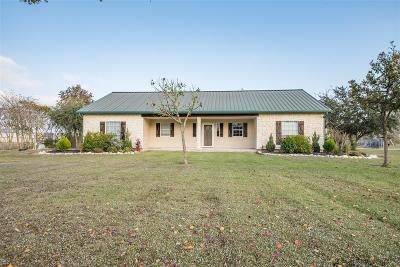 Baytown Single Family Home For Sale: 6506 Fm 3180 Road