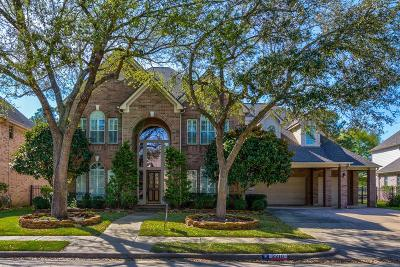 Katy Single Family Home For Sale: 2210 Winberie Court