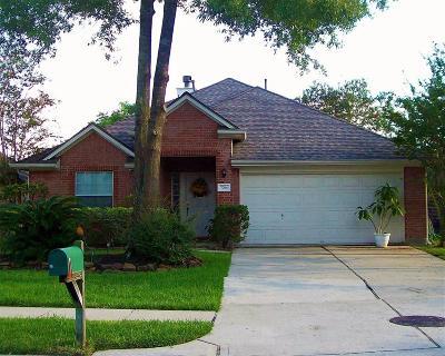 Humble Single Family Home For Sale: 7014 Garnet Hill Lane