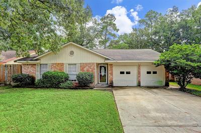 Spring Single Family Home For Sale: 23102 Berry Pine Drive