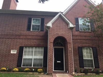 Houston Single Family Home For Sale: 4130 Purdue Street