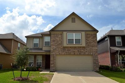 Katy Single Family Home For Sale: 3323 Thicket Path Way