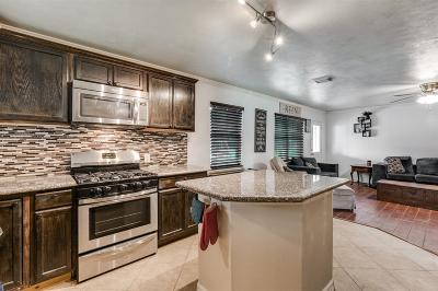 Single Family Home For Sale: 601 Ross Street