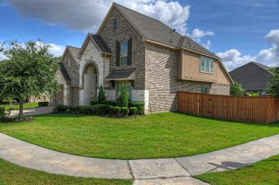 Richmond Single Family Home For Sale: 10827 Naburn Gate