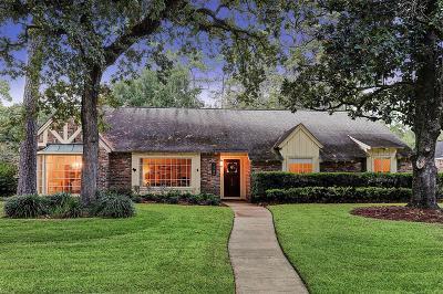 Houston Single Family Home For Sale: 12106 Cobblestone Drive