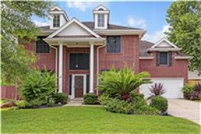 Pearland Single Family Home For Sale: 1815 Oak Gate Circle