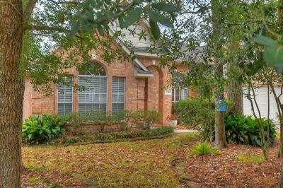 The Woodlands Single Family Home For Sale: 110 W Hobbit Glen Drive