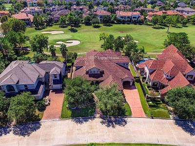 Galveston County, Harris County Single Family Home For Sale: 11707 Legend Manor