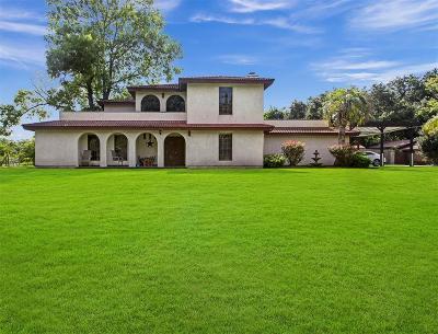 Santa Fe Single Family Home For Sale: 4817 Avenue H