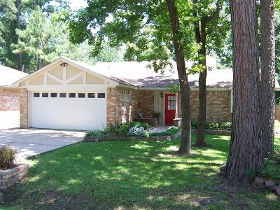 The Woodlands Single Family Home For Sale: 114 N Woodstock Circle N