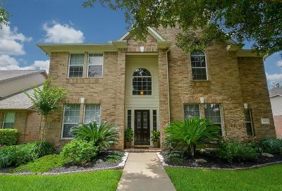 Missouri City Single Family Home For Sale: 3911 Bellinger Way