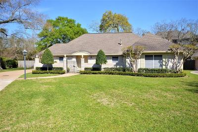 Seabrook Single Family Home For Sale: 1115 Oak Circle