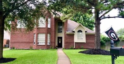 Houston Single Family Home For Sale: 14002 Blazey Drive