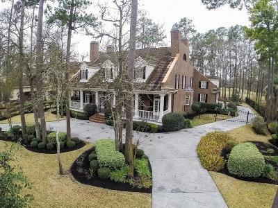 Houston Single Family Home For Sale: 16803 Southern Oaks