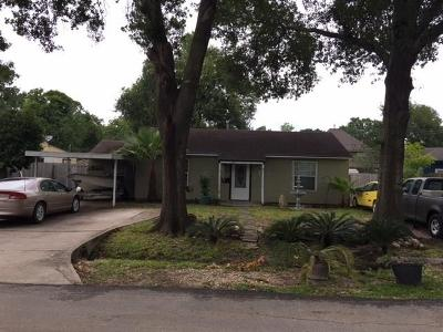 Houston Single Family Home For Sale: 6622 Saxet Street