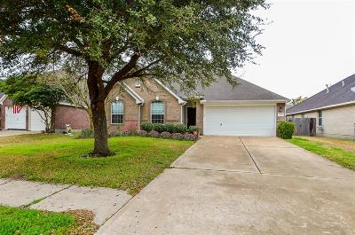 League City Single Family Home For Sale: 2139 Winding Springs Drive