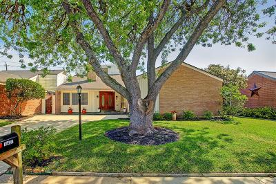 Houston Single Family Home For Sale: 14427 Briarhills Parkway