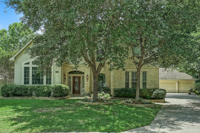 The Woodlands TX Single Family Home For Sale: $540,000