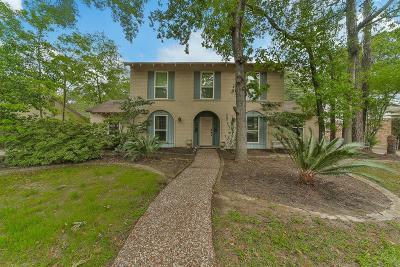 Houston Single Family Home For Sale: 5822 Pine Arbor Drive
