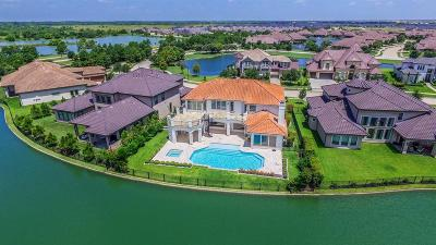 Fort Bend County Single Family Home For Sale: 123 Walton Water Way Lane