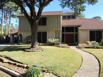 Tomball Single Family Home For Sale: 16426 Marrat Court
