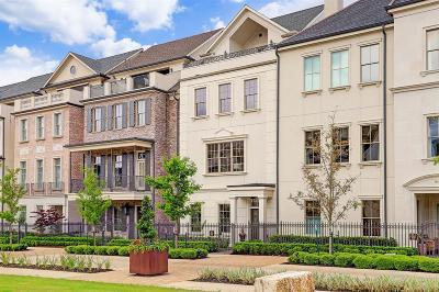 Houston Single Family Home For Sale: 312 Magnolia Heights Lane