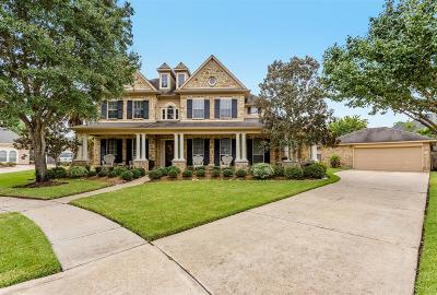 Sugar Land Single Family Home For Sale: 7718 Old Tree Court