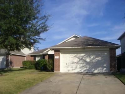 Houston Single Family Home For Sale: 14619 Brockwood Drive