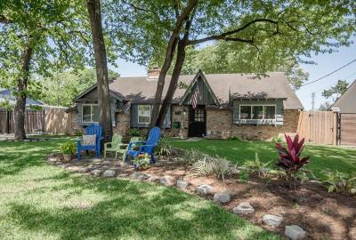 Houston Single Family Home For Sale: 4302 Brookwoods Drive