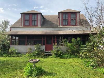 Matagorda Single Family Home For Sale: 503 Wightman Street