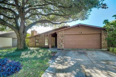 Single Family Home For Sale: 16819 Kieth Harrow Boulevard