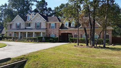 Spring Single Family Home For Sale: 30403 Aldine Westfield