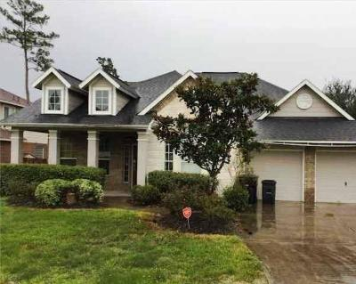 Single Family Home For Sale: 25230 Piney Heights Lane