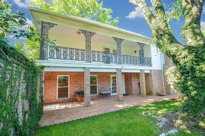 Katy Single Family Home For Sale: 710 S Fry Road