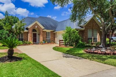 Houston Single Family Home For Sale: 9615 Caritas Circle