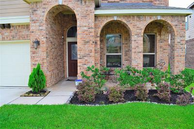 Pearland Single Family Home For Sale: 3216 Laurel Bend Lane