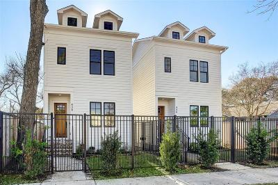 Houston Heights Single Family Home For Sale: 440 W 28th Street