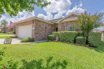 Conroe Single Family Home For Sale: 2205 Jefferson Crossing Drive