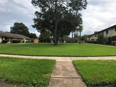 Houston Condo/Townhouse For Sale: 8344 Leamont Drive #8344