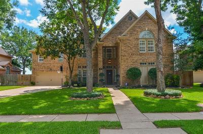 Richmond Single Family Home For Sale: 2218 Quarterpath Drive