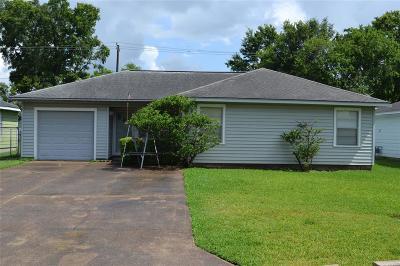 Houston Single Family Home For Sale: 13121 Joliet Street